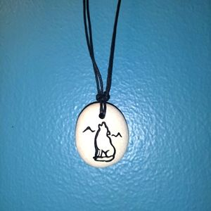🐺Coyote Necklace🐺